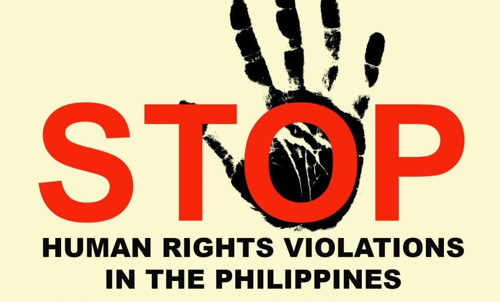 Stop Human Rights Violations design3